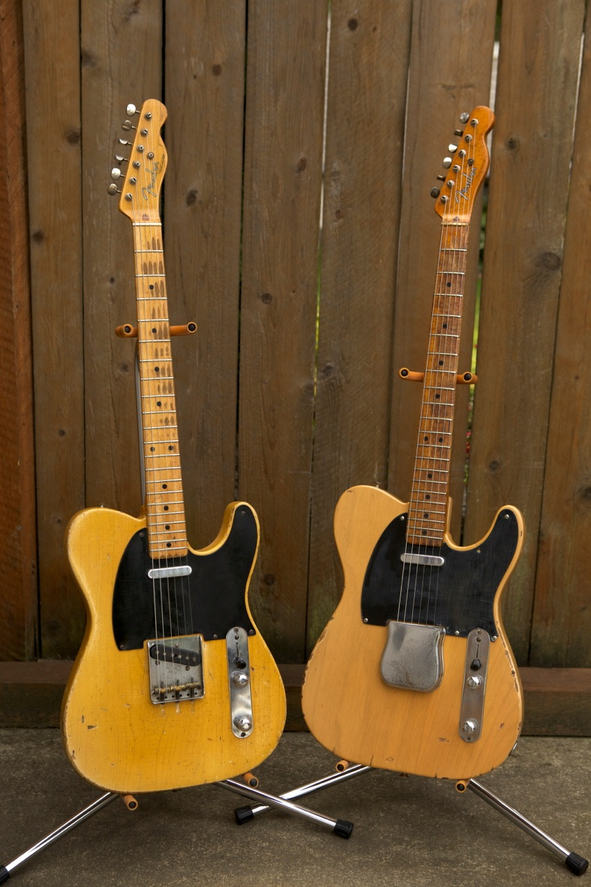 The Original Rider Waite Deck By Arthur Edward Waite: 1952 Fender Telecaster ~Refinish / Restoration~ FINAL