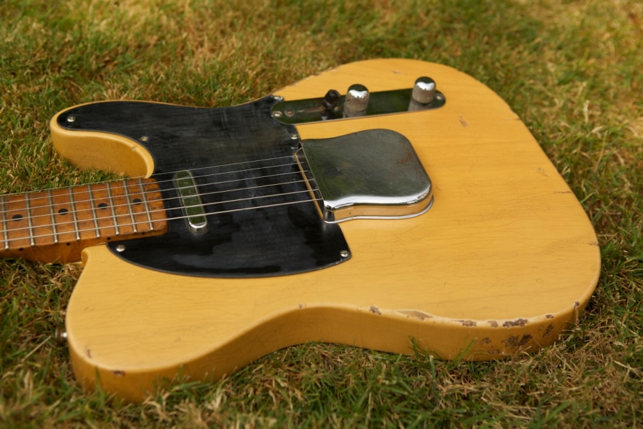 1952 Fender Telecaster ~Refinish / Restoration~ FINAL PRODUCT