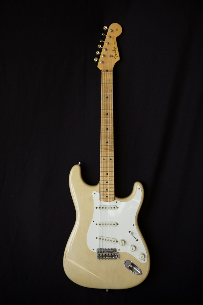 1955 fender stratocaster refinish restoration final results service guitar repair. Black Bedroom Furniture Sets. Home Design Ideas