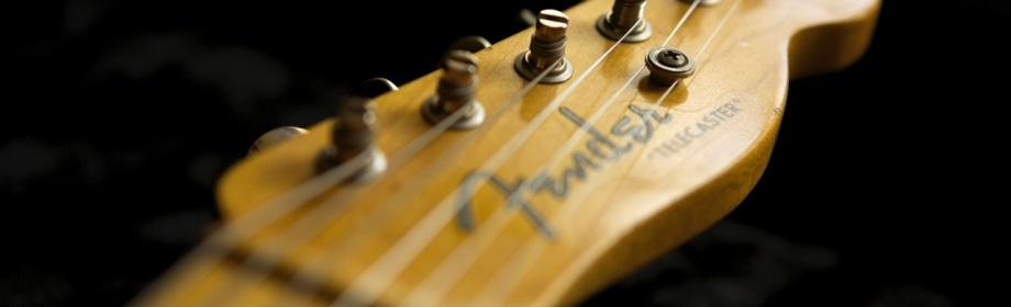 """""""Vintage Makeover"""" of a 2011 Fender ReissueTelecaster"""